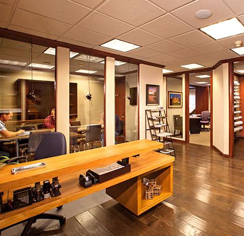 Greenwood Homes Lake Tahoe Office