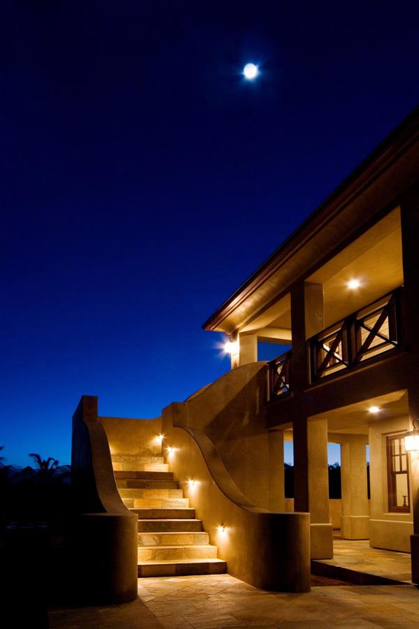 Terrace Stairway