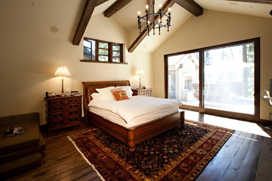 Lakeside Estate Master Bedroom