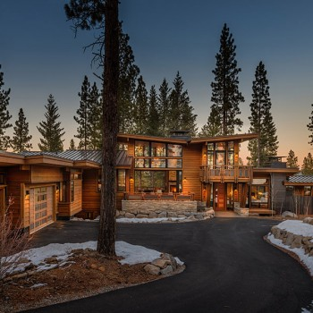 Mountain Modern Lodge at Martis Camp