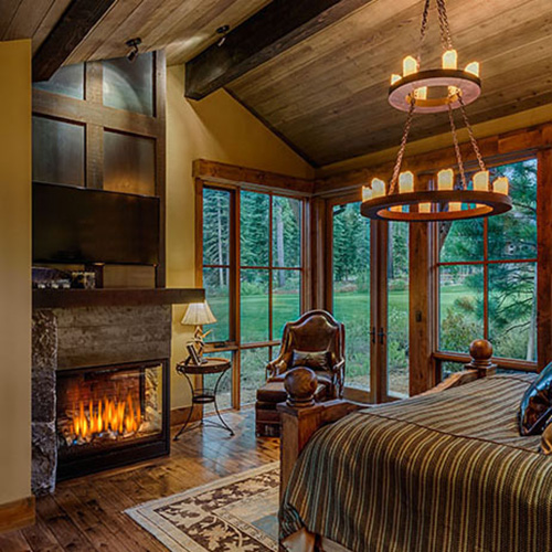 Sustainable Building at Martis Camp