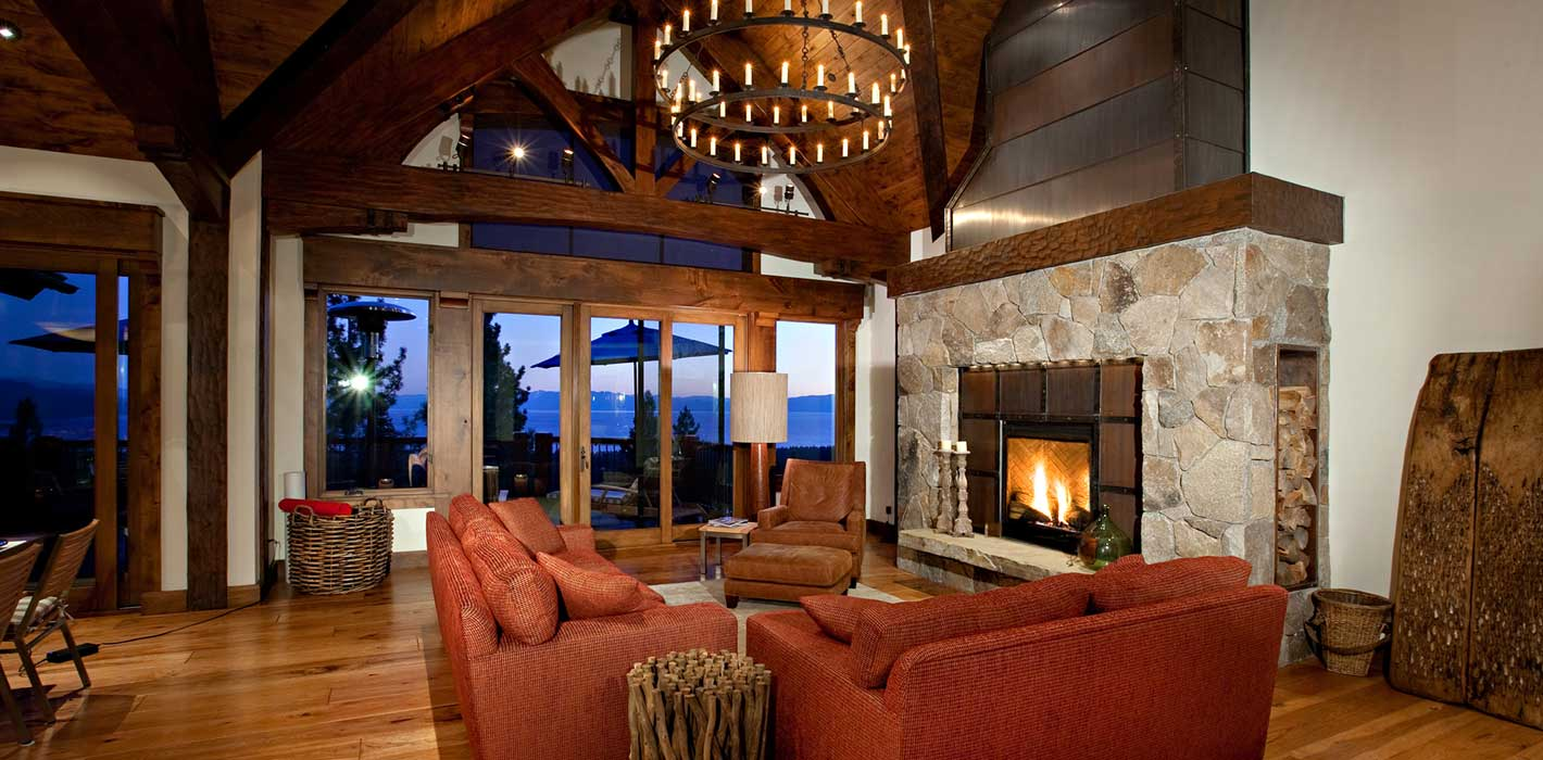 Lake Tahoe Custom Homes by Greenwood Homes