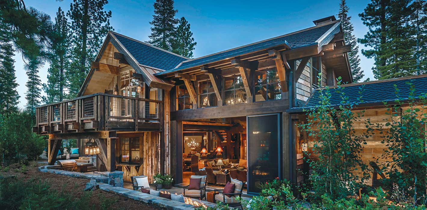Martis Camp Homes by Greenwood Homes