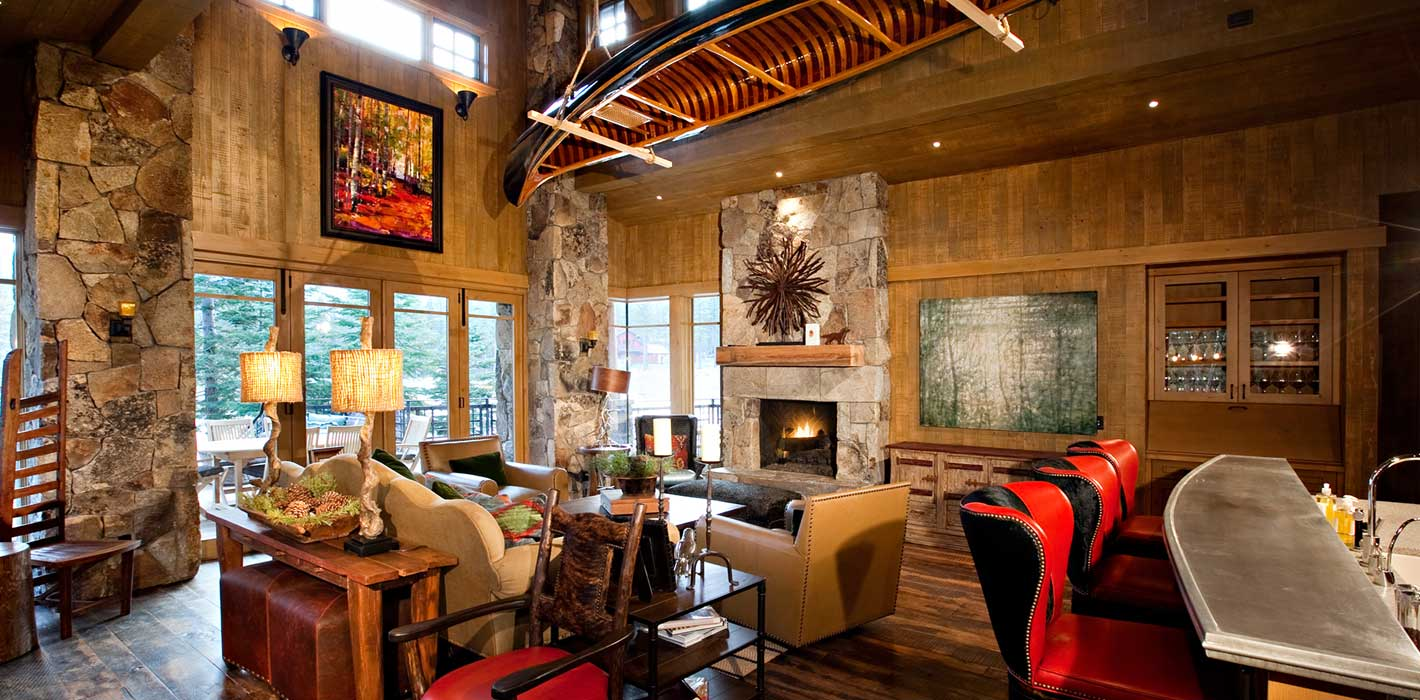 Lake Tahoe Custom Homes by Greenwood Homes