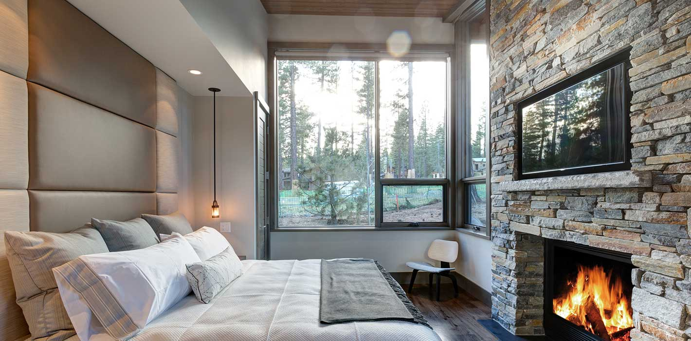 Martis Camp Custom Homes by Greenwood Homes