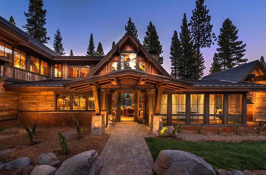 Kingscote Cabin Martis Camp Greenwood Homes
