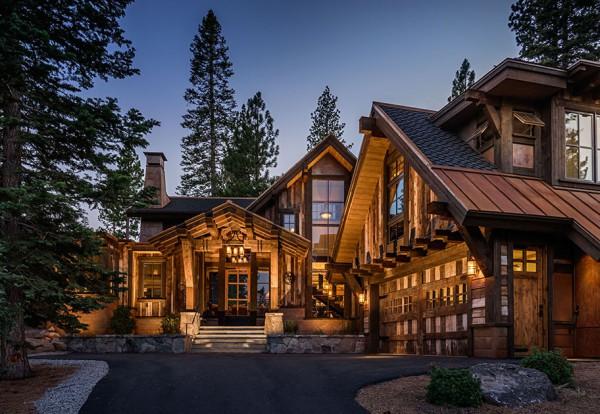 Austin Cabin Martis Camp