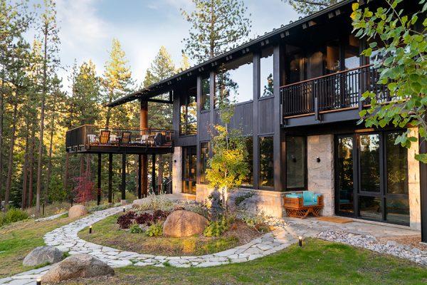 Custom Lake Tahoe Home by Greenwood Homes
