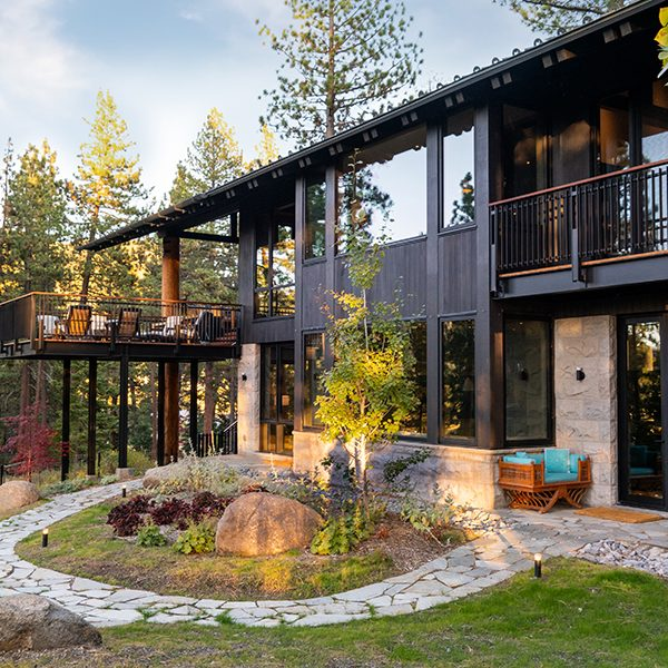 Custom Lake Tahoe Home by Greenwood Homes